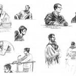 sketch cour assise tribunal proces croquis lyon josselin limon duparcmeur