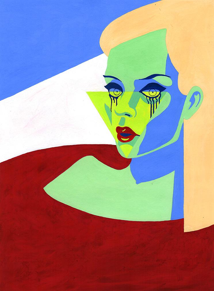 γυνή portrait gouahe femme josselin limon duparcmeur