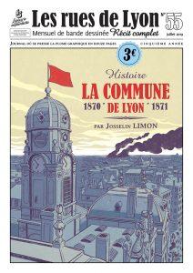 1870 1871 commune rues de lyon epicerie sequentielle josselin limon duparcmeur