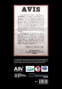 mardi noir nantua ain musee resistance deportation bd historique histoire guerre mondiale swann meralli pierre mercier josselin limon duparcmeur rafle 1943
