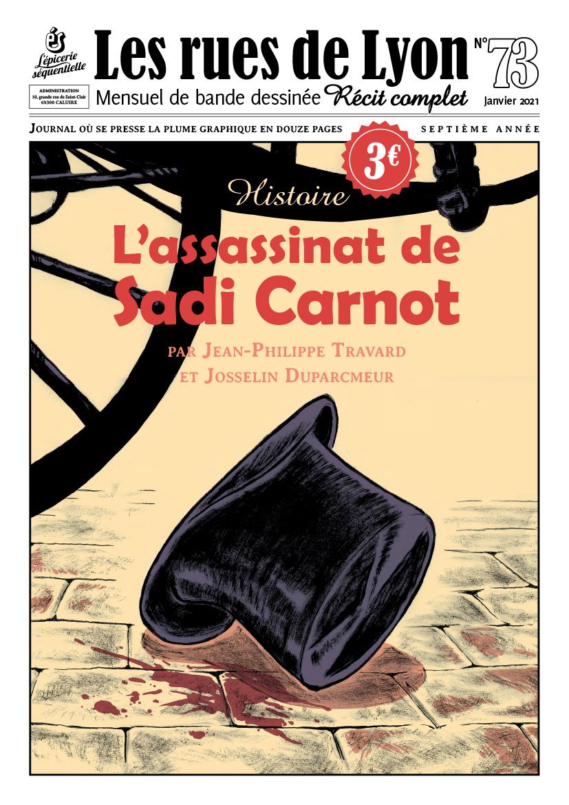 rues de lyon epicerie sequentielle bd josselin duparcmeur sadi carnot histoire