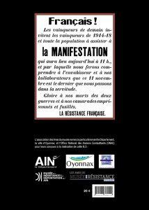 musée resistance déportation ain maquis bd histoire oyonnax nantua
